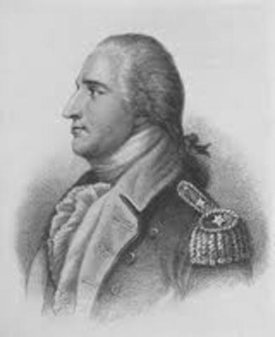 Benedict Arnold's Ticonderoga fort seizure