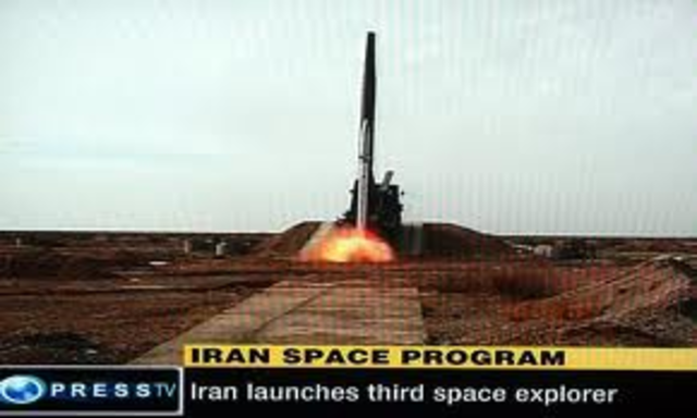 Iran Opens 1st Space Center