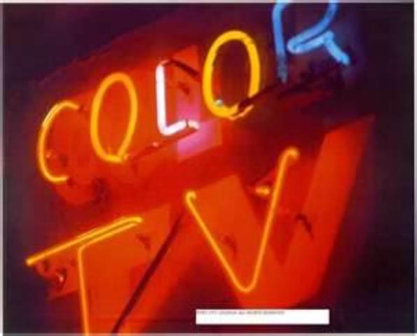 Color T.V.