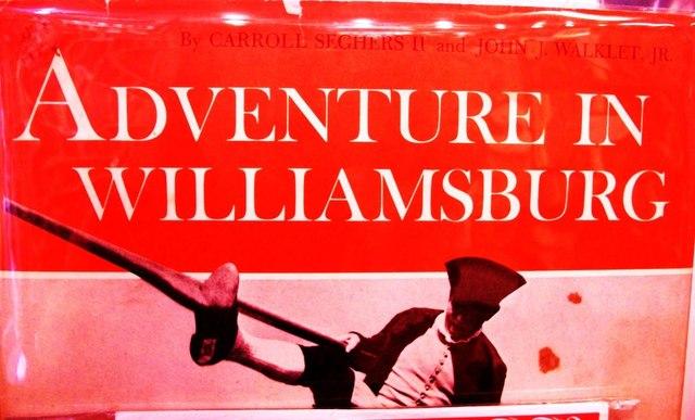 Amanda Returns to Williamsburg