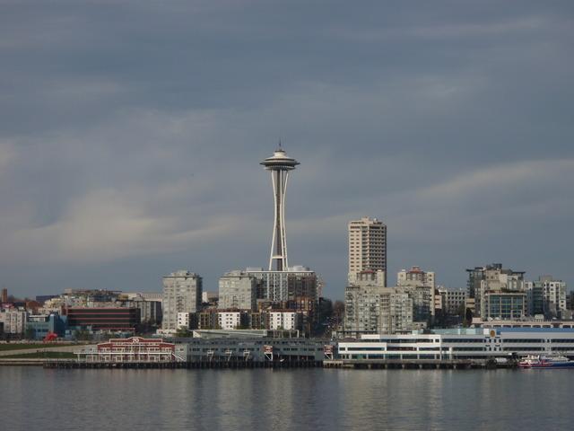 Visit to Seattle