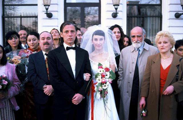 Cahit und Sibels heiraten