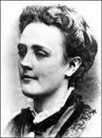 """Sarah Orne Jewett Writes """"The Country of the Pointed Firs"""""""