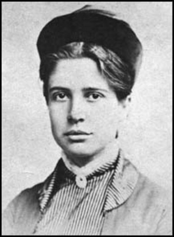 Florence Kelley Working for the State
