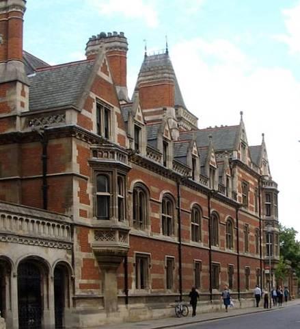 Pembroke College Created