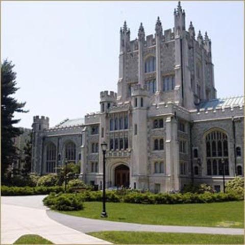 Vassar College Founded