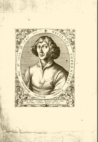 De revolutionibus orbium coelestium (On the Revolutions of the Heavenly Spheres)