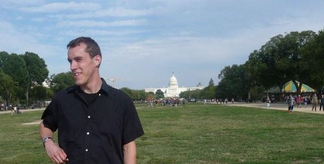 Walking in Washington