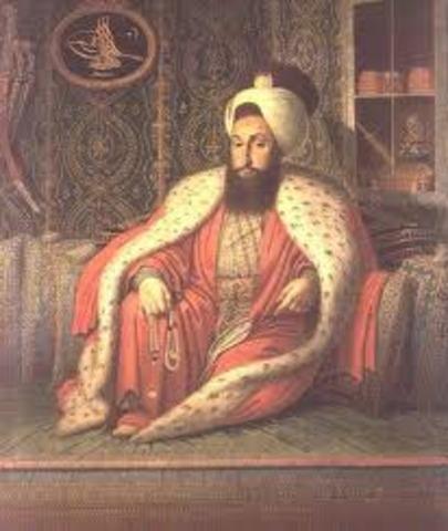 Sultan reaction to Armenian Political Reform