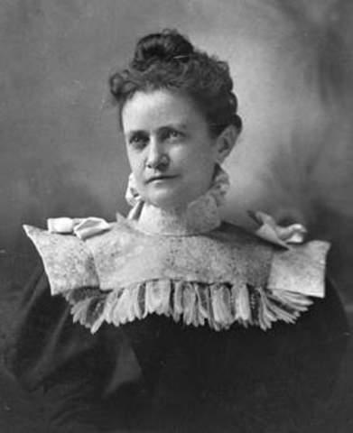 Women in Politics-Annie L. Diggs