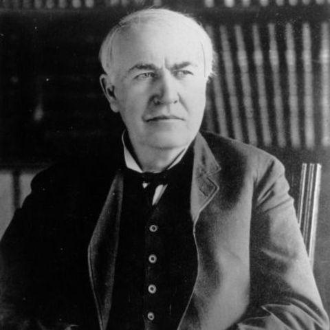 Thomas Edison's contribuiton