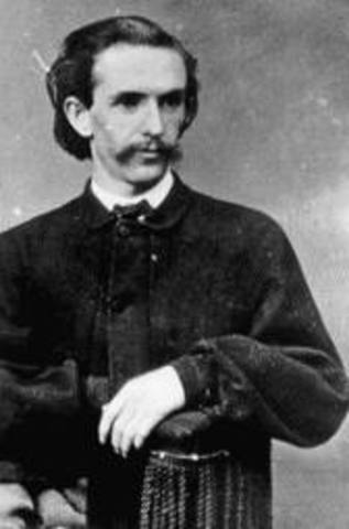 John Surratt Captured