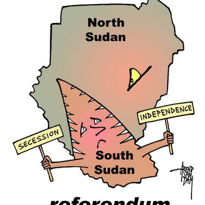 Sudan vs The North  timeline