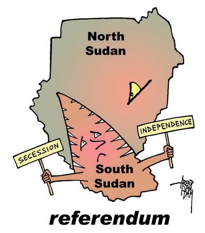 South & North Sudan