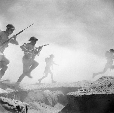 Bataille de El Alamein