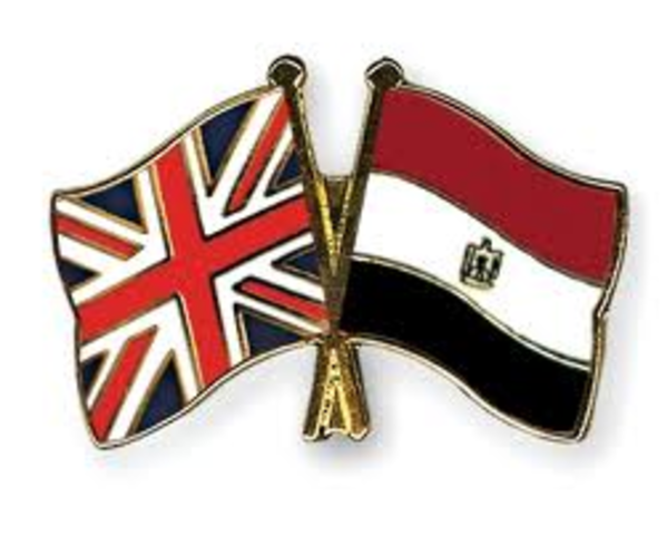 Britian and Egypt agreement