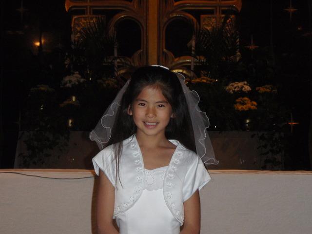 Erin's First Communion