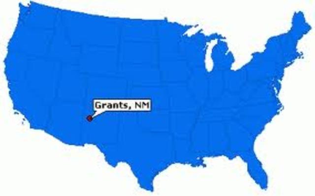 Uranium is Found in New Mexico