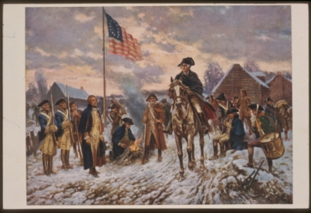 Forming the Continental Army