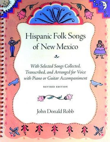 Folk Songs of New Mexico