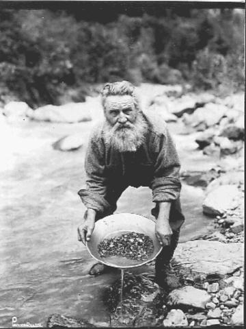 Alaska Gold Rush starts