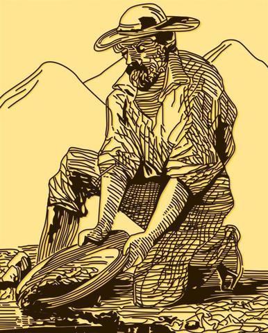 Idaho Gold Rush starts