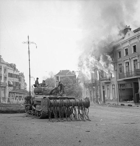 La Liberation d'Arnhem