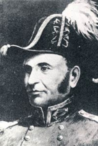 Lieutenant-Colonel John By comes to Upper Canada