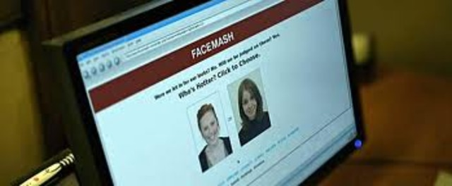 Facemash is founded