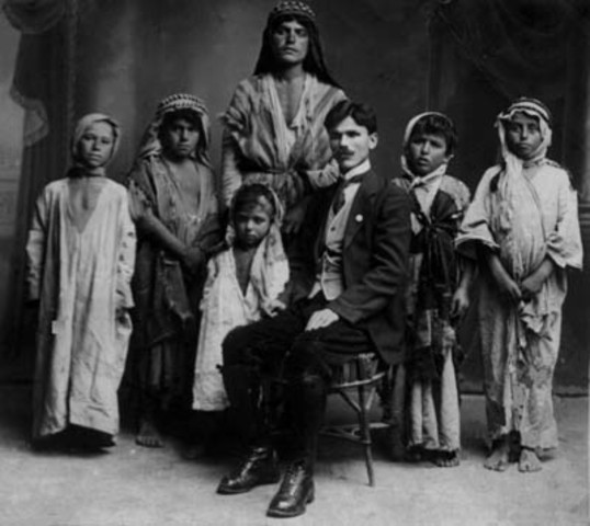 Orphans sent to Ophanges