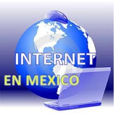 mexico en el internet