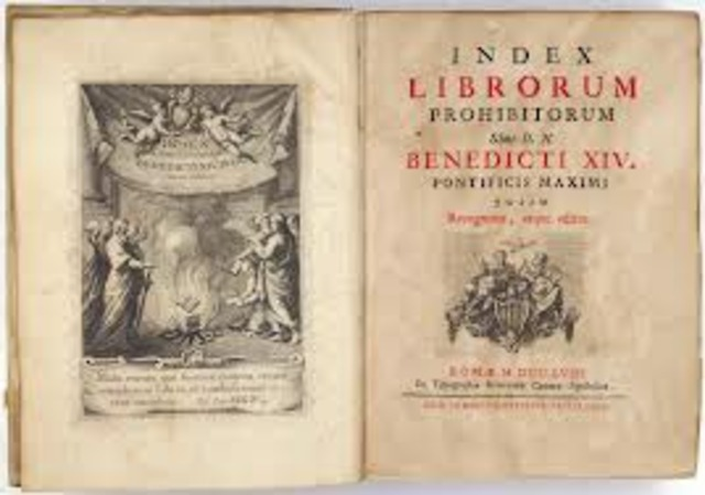 Galileo: Index of Forbidden Books