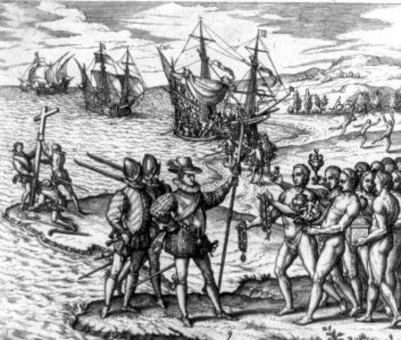 """Columbus' """"Indians"""""""
