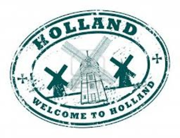 Locke goes to Holland.