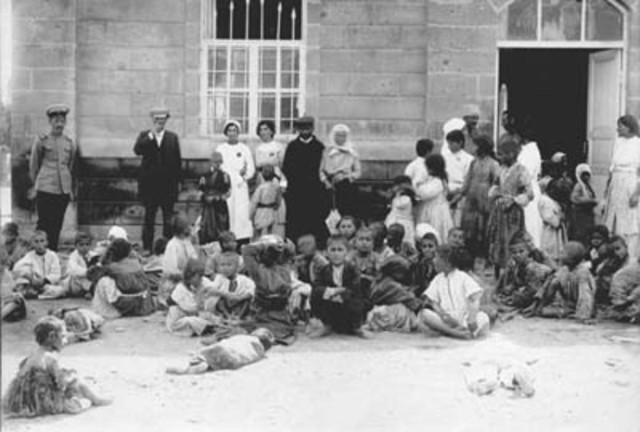 Troubles that Orphans Faced