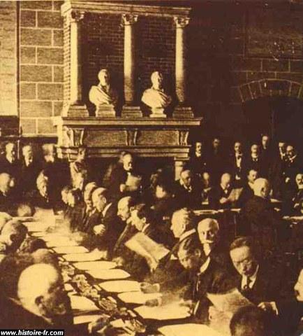 Traité de Saint Germain-en-Laye