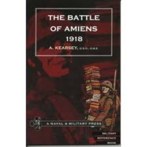 The battle of Amiens