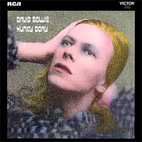 Hunky Dory is released