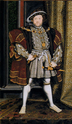 King Henry the 8th