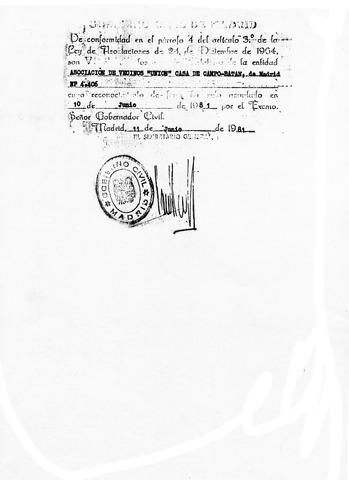 Ley de Asociaciones civiles, sustituye la de 1940