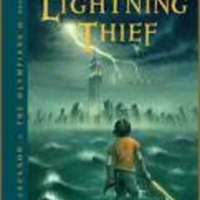 GBThe Lightening Thief by Rick riordan, Fiction, 375 timeline