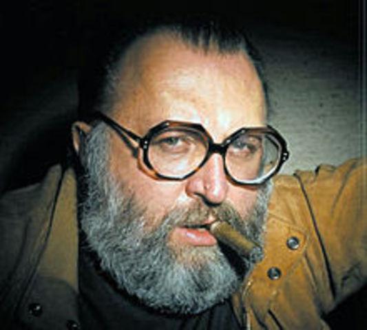 Sergio Leone è nato a Roma il 3 gennaio 1929.