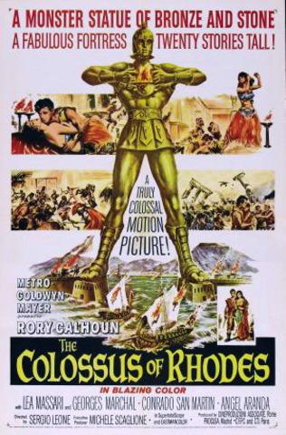 Ha diretto il film Il colosso di Rodi (The Colossus of Rhodes)