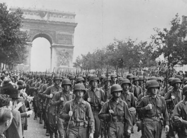 Liberation de Paris