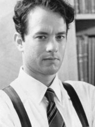 Tom Hanks Was Born