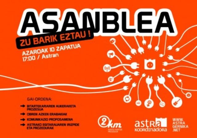 Astra 2KM