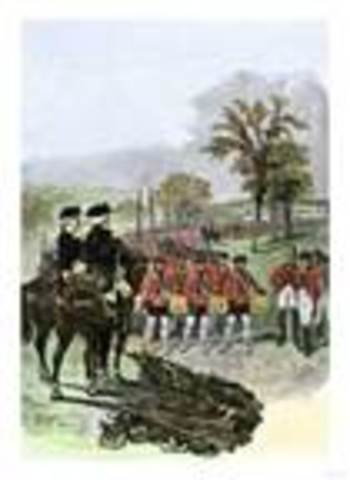 Quebec surrenders to the British