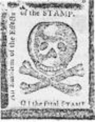 Sugar Act and Stamp Act are repealed