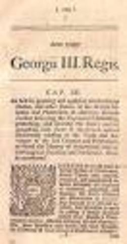 - Stamp Act