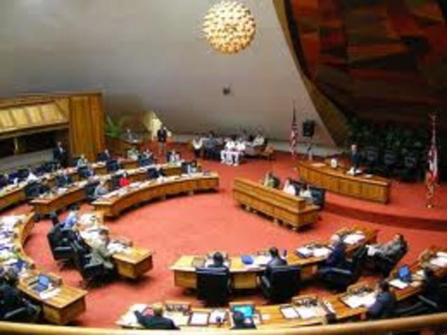 navajo as state legislature